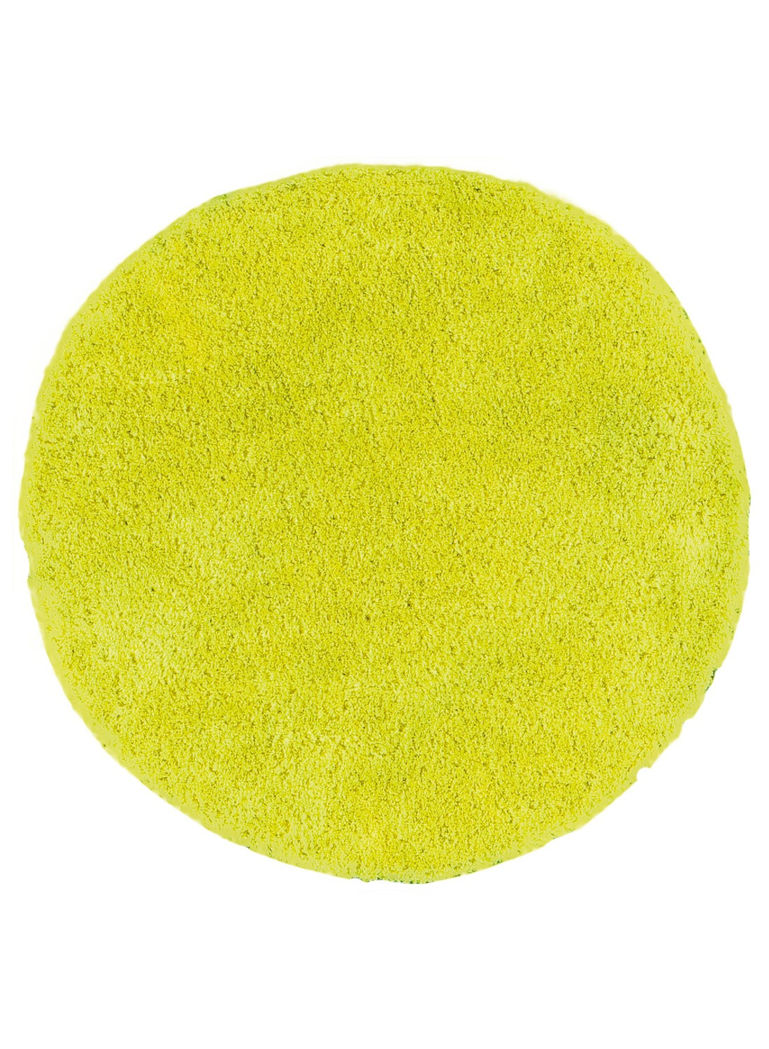 les tapis fluo rond jaune. Black Bedroom Furniture Sets. Home Design Ideas