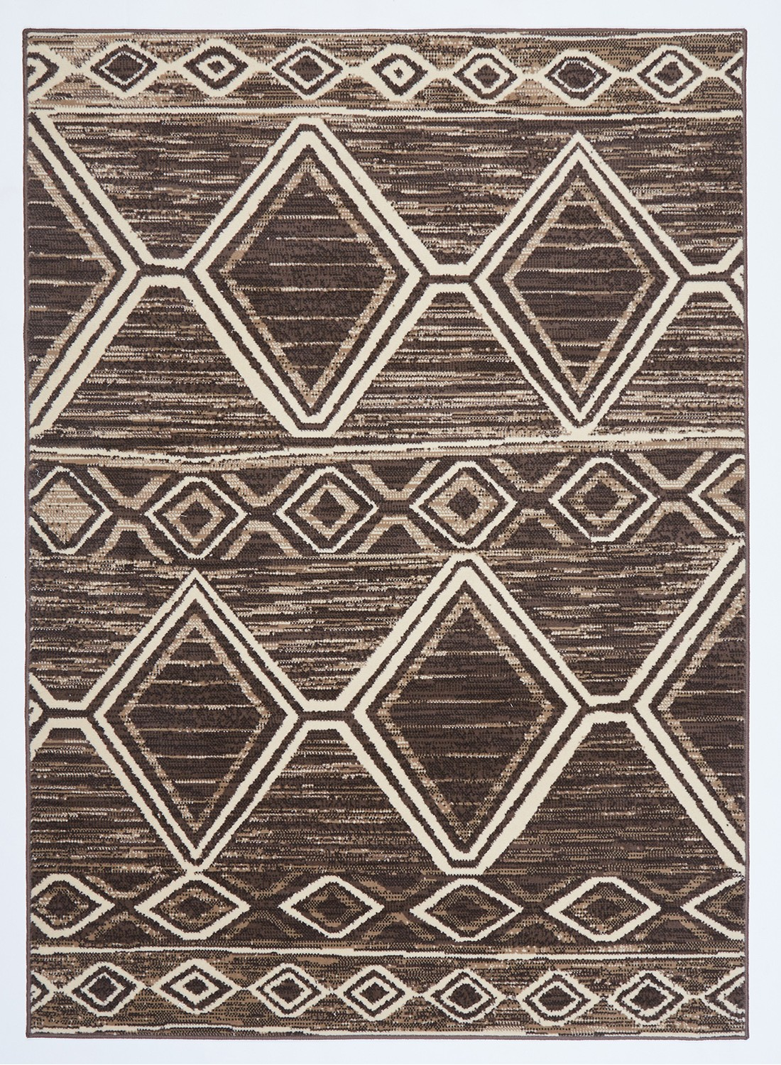 Tapis de salon BC BERBERO marron