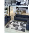 Tapis CHESTER CARREAUX gris
