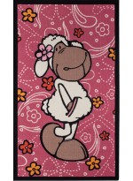 Tapis JOLLY rose