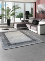 Tapis CHESTER gris