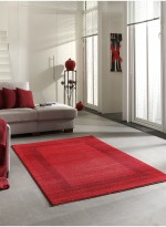 Tapis CHESTER rouge