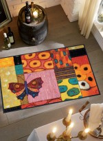 Paillasson Tapis d'entrée COLOURFUL MOMENT TX multicouleur