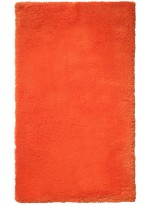 TAPIS DE SALLE DE BAIN EVENT orange