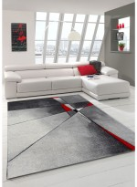 Tapis NORLAGE rouge