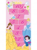 Tapis PRINCESSES ROYAL rose
