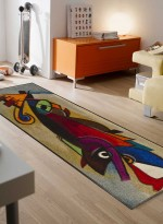 Tapis Tapis couloir POSITIVE FLOW I TX multicouleur
