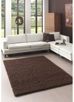 Tapis SHAGGY FLEX marron