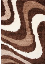 Tapis BASIC TRENDY 1 marron