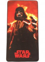 Tapis STAR WARS ANAKIN SKYWALKER rouge