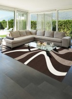 Tapis DIAMOND 760-80 marron
