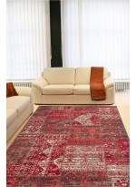 Tapis Tapis de salon BC WORKYPATCH rouge