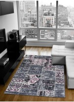 Tapis Tapis de salon BC WORKYPATCH violet