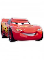 Tapis CARS SHAPED 04 rouge