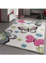 Tapis BUTTERFLY creme